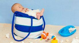 borsa-da-spiaggia-per-il-neonato
