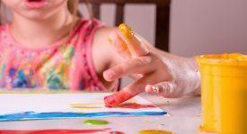 disegni bambini regola dei colori