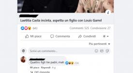 letizia-casta-incinta-del-quarto-figlio-commenti-al-vetriolo-sul-web